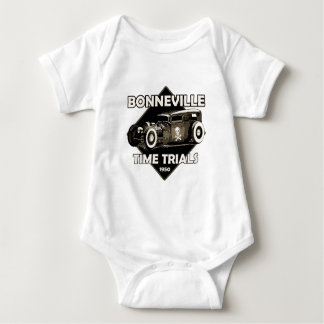 Bonneville Time trials-1950-Vintage.png Baby Bodysuit