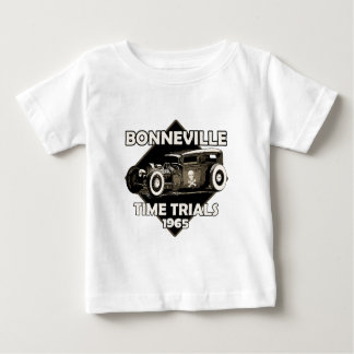 Bonneville Time Trials-1965 Baby T-Shirt