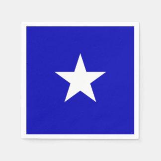 Bonnie Blue Flag Disposable Napkin