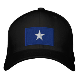 Bonnie Blue Flag Embroidered Hats