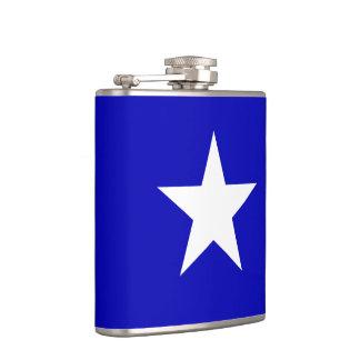 Bonnie Blue Flag Hip Flask