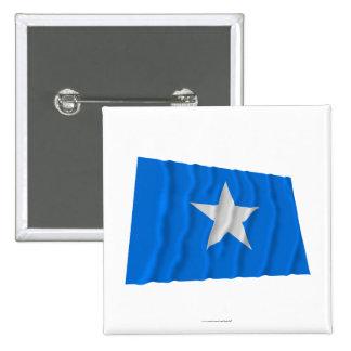 Bonnie Blue Flag / West Florida Republic Flag 15 Cm Square Badge