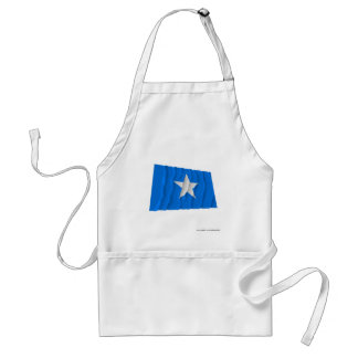 Bonnie Blue Flag / West Florida Republic Flag Apron