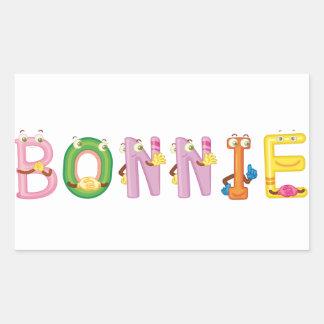 Bonnie Sticker