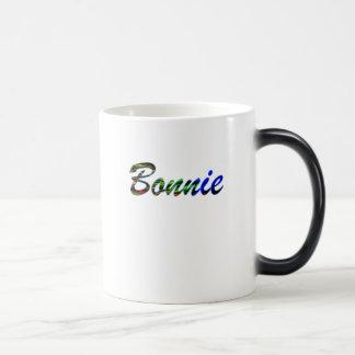 Bonnie two tones coffee mug