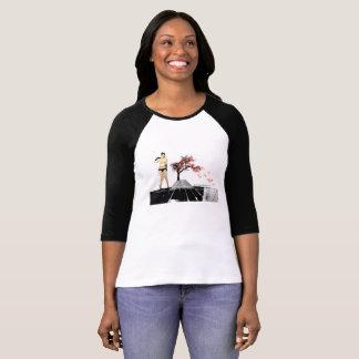 Bonnie Victoria Siu Raglan Shirt