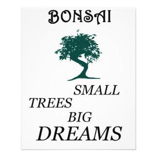 Bonsai 11.5 Cm X 14 Cm Flyer