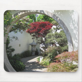 Bonsai Arch - National Arboretum, Washington D.C. Mouse Pad