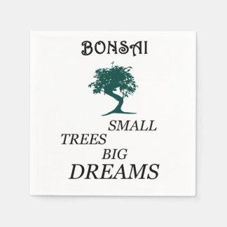 Bonsai Disposable Napkin