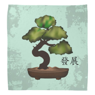 "Bonsai ""Growth"" Bandana"
