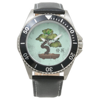"Bonsai ""Growth"" Watch"
