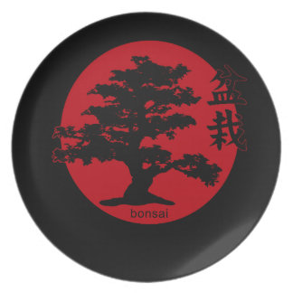 Bonsai Plate