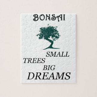 Bonsai Puzzles
