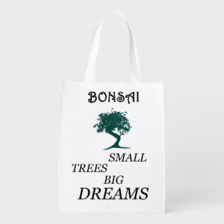 Bonsai Reusable Grocery Bag