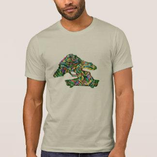 Bonsai Shape Silhouette Abstract Shirt
