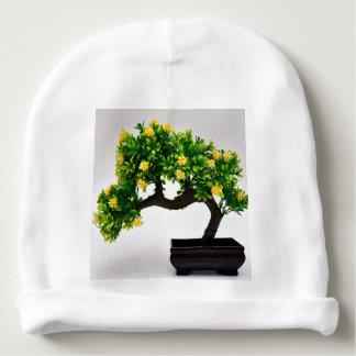 Bonsai tree baby beanie