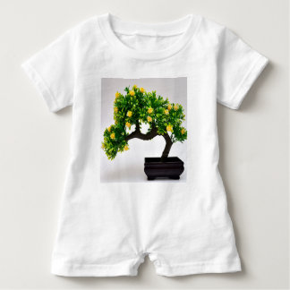 Bonsai tree baby bodysuit