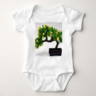 Bonsai tree baby bodysuit