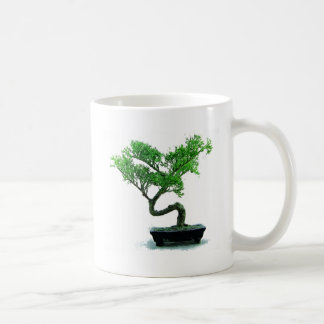 bonsai-tree Painting Coffee Mug
