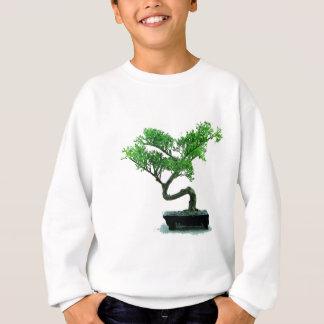 bonsai-tree Painting Sweatshirt