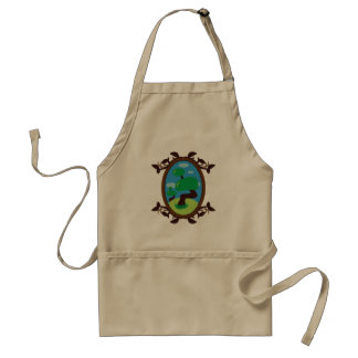 Bonsai Tree Standard Apron