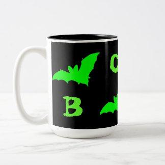 BOO Again! Two-Tone Mug
