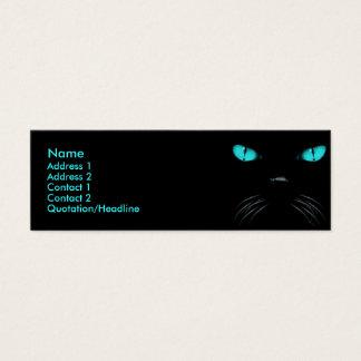 Boo - Aquamarine Profile Card