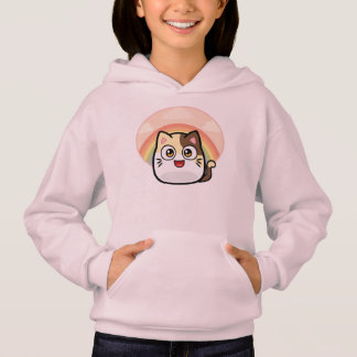 Boo as Cat Girls Hoodie