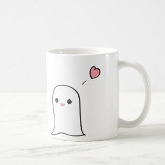 Boo Basic White Mug