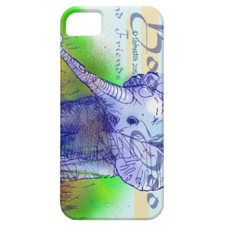 Boo Boo & Friends Barely There iPhone 5 Case