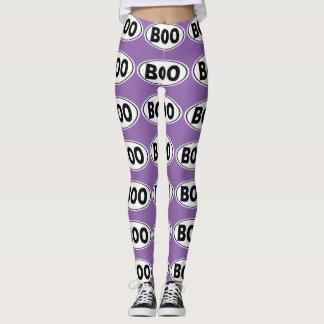 BOO Boone North Carolina Leggings