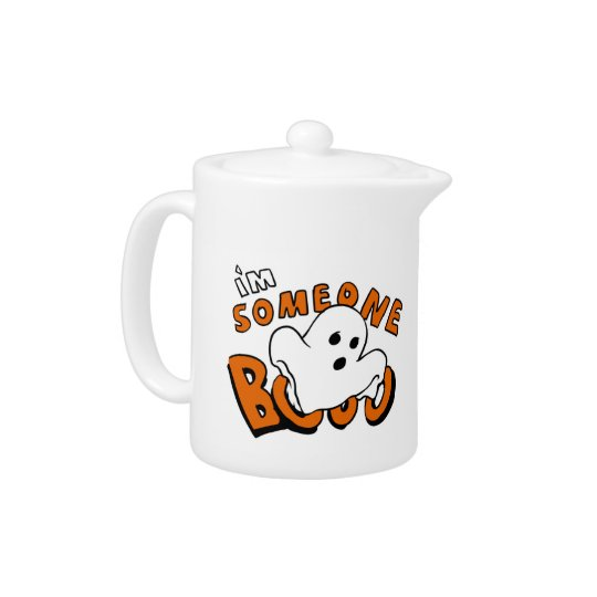 Boo - cartoon ghost - baby ghost - funny ghost