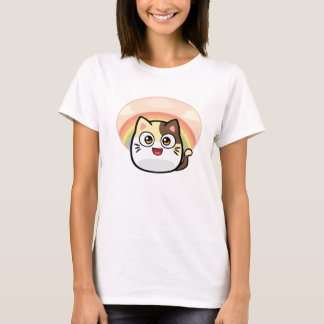 Boo Cat Women T-Shirt
