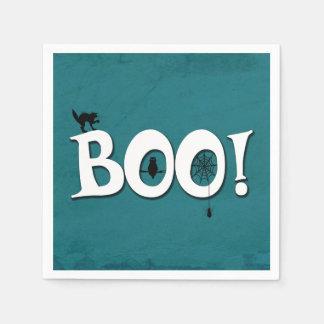 Boo! Disposable Napkin