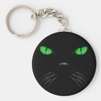 Boo - Emerald Keychain