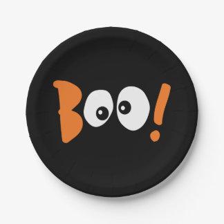 BOO! EYEBALLS | HALLOWEEN PARTY PLATE