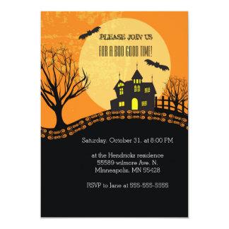 Boo Good Time Invite