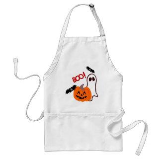 Boo Halloween Novelties Aprons