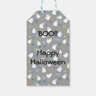 Boo! Happy Halloween tag