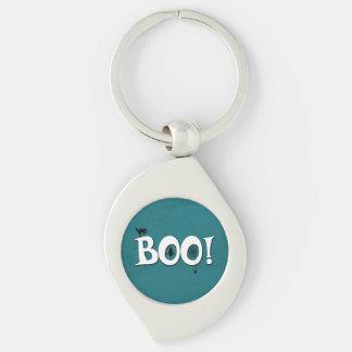 Boo! Key Ring