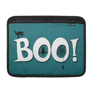 Boo! MacBook Sleeve