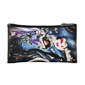 Boo meets Girl Cosmetic Bags