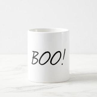 Boo morphing mug