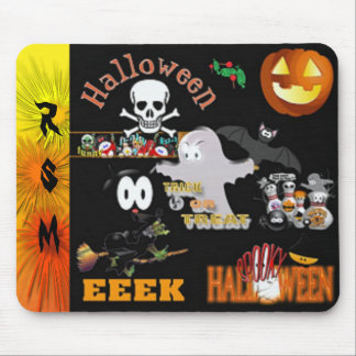 boo mouse pad
