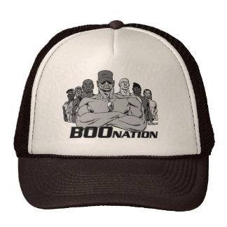 Boo Nation trucker hat