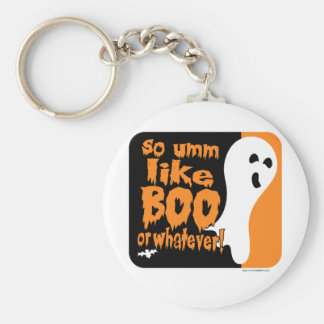 BOO or whatever! Key Ring