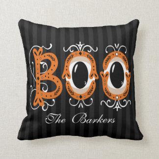 Boo Personalised - Monogram Dual Purpose Cushion