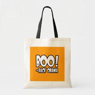 BOO-RACK OBAMA COSTUME - Halloween - png Bag