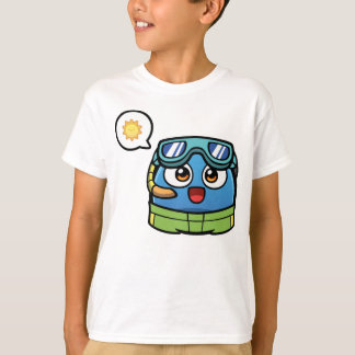 Boo Summer Apparel T-Shirt
