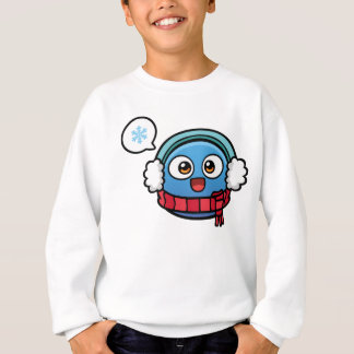 Boo Winter Kids Sweatshirt